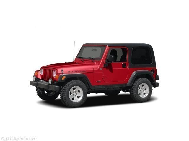Photo Used 2004 Jeep Wrangler 2dr Sport in Walnut Creek