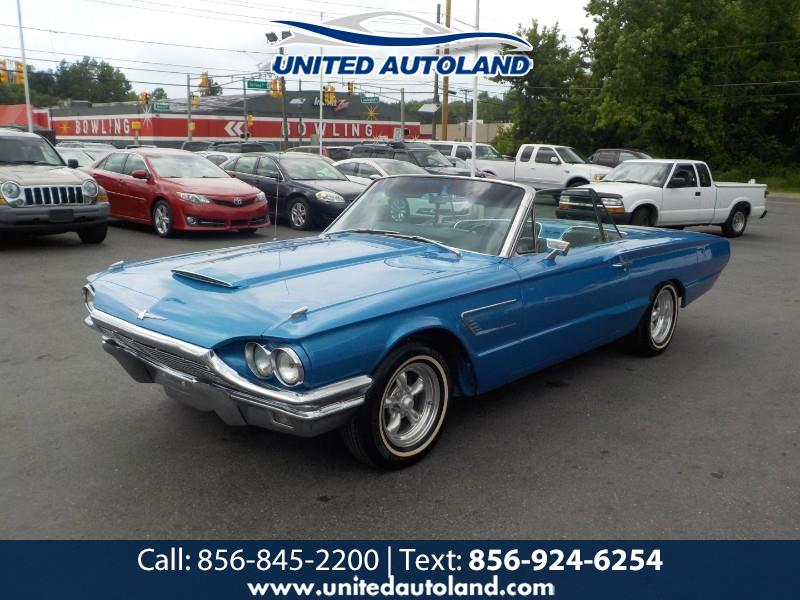 Photo 1965 Ford Thunderbird 2dr Convertible Deluxe