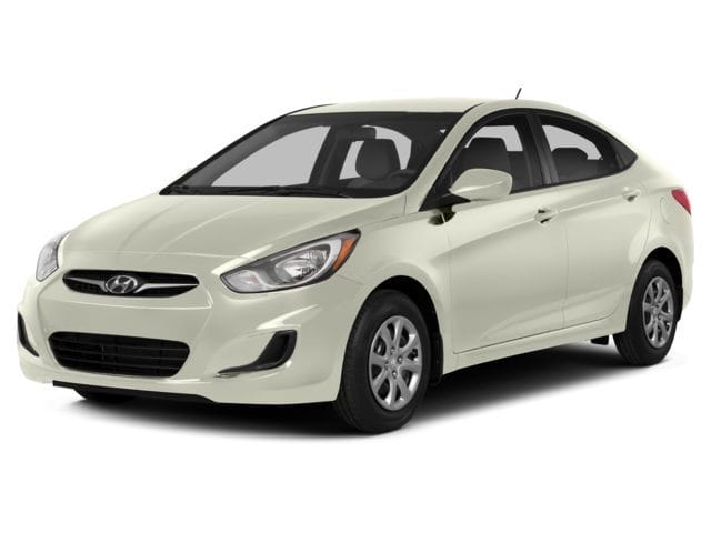 Photo Used 2014 Hyundai Accent GLS for Sale in Pocatello near Blackfoot