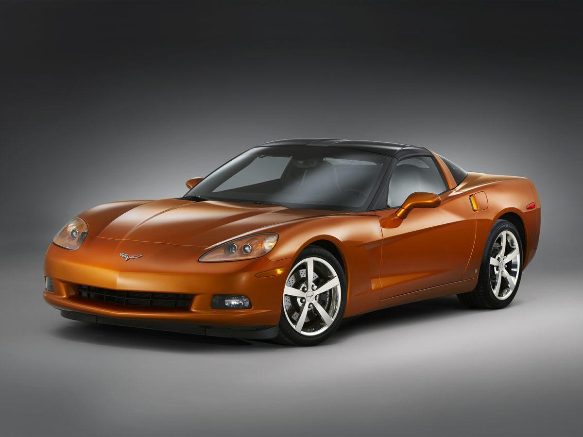 Photo Used 2008 Chevrolet Corvette for Sale in Tacoma, near Auburn WA