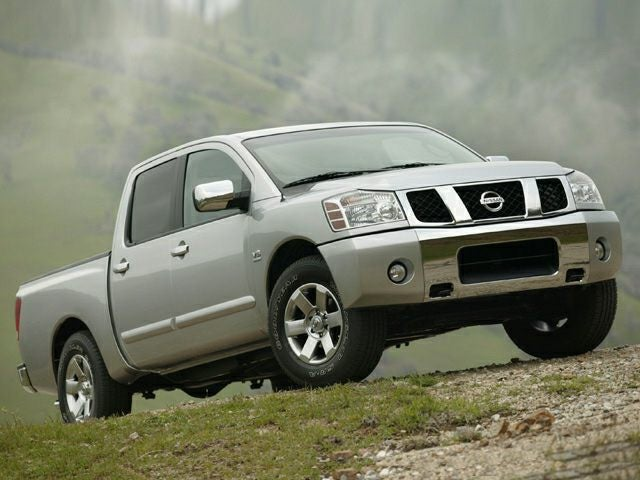 Photo 2005 Nissan Titan - Nissan dealer in Amarillo TX  Used Nissan dealership serving Dumas Lubbock Plainview Pampa TX