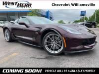 2017 Chevrolet Corvette Grand Sport Coupe