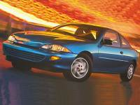 1998 Chevrolet Cavalier Coupe Front-wheel Drive