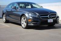 Pre-Owned 2014 Mercedes-Benz CLS-Class CLS 550 Coupe