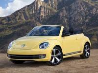 Pre-Owned 2015 Volkswagen Beetle Convertible 1.8T w/PZEV Convertible Front-wheel Drive in Jacksonville FL