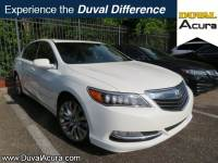 Used 2016 Acura RLX For Sale at Duval Acura | VIN: JH4KC1F58GC000232