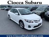 Used 2012 Toyota Corolla S For Sale in Allentown, PA