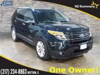 2014 Ford Explorer Limited SUV 1FM5K8F80EGC57827