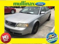 Used 2001 Audi A6 2.7T Quattro Sedan V-6 cyl in Kissimmee, FL