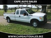 2016 Ford F-250 SD XL SuperCab Long Bed 2WD
