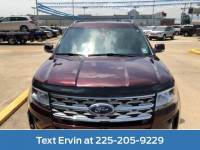 Pre-Owned 2018 Ford Explorer Limited FWD SUV