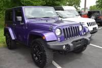 2016 Jeep Wrangler JK Sahara 4x4 SUV For Sale in Montgomeryville