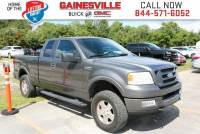 Pre-Owned 2005 Ford F-150 4WD SuperCab Styleside 6-1/2 Ft Box XL