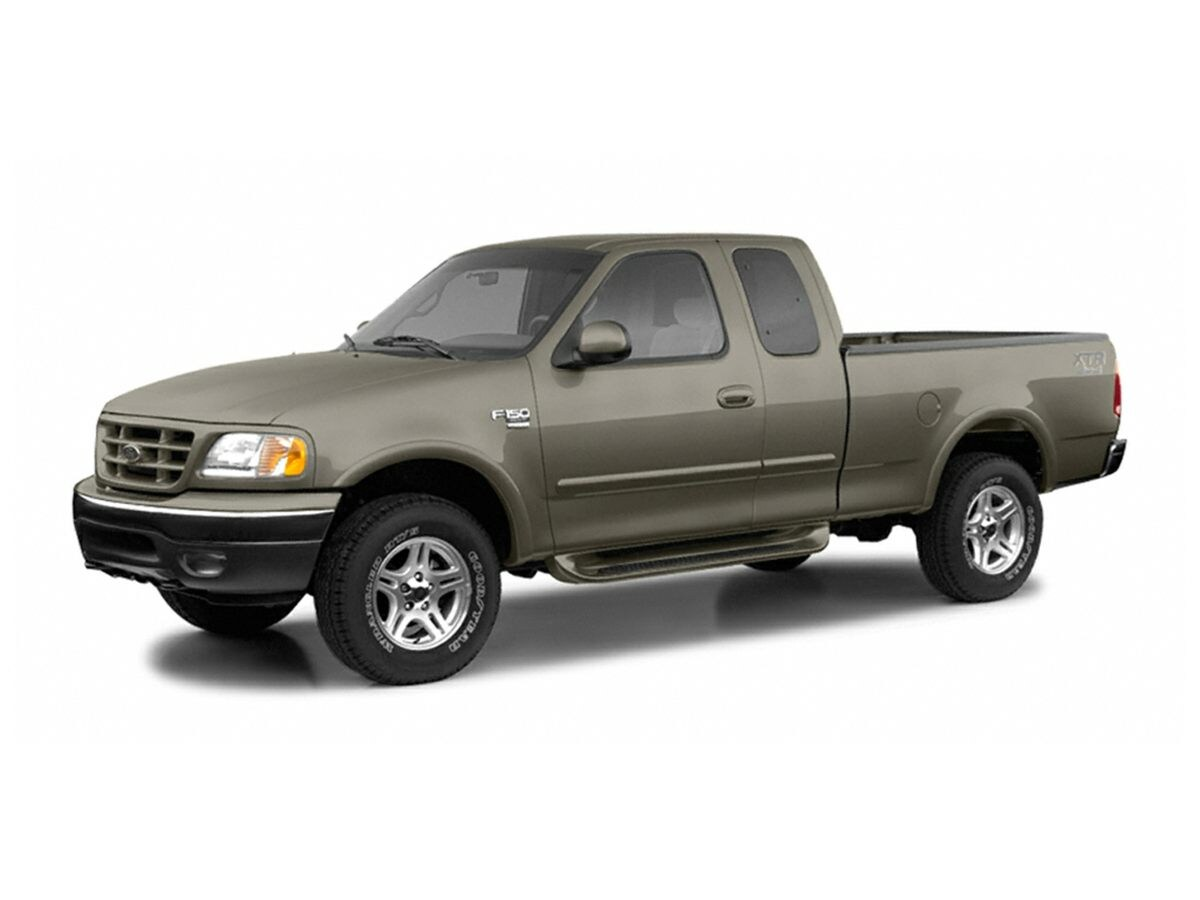 Photo 2002 Ford F-150 Truck 6-Cylinder OHV RWD