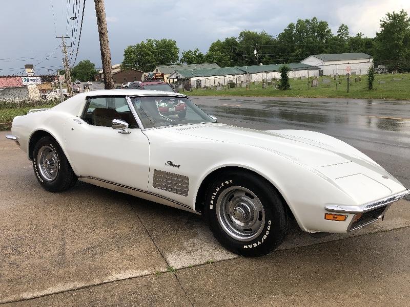 Photo 1972 Chevrolet Corvette