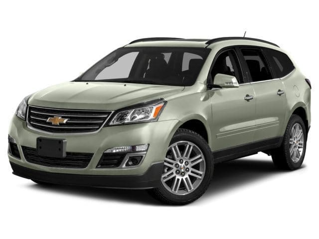 Photo Used 2016 Chevrolet Traverse LT AWD LT w1LT for Sale in Waterloo IA