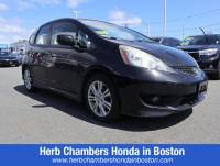 Pre-Owned 2011 Honda Fit Sport Hatchback in Boston, MA
