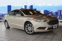 Certified Pre-Owned 2017 Ford Fusion For Sale inThornton near Denver | Serving Arvada, Westminster, CO, Lakewood, CO & Broomfield, CO | VIN:3FA6P0H78HR318201