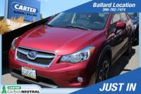 Used 2014 Subaru XV Crosstrek Limited for Sale in Seattle, WA