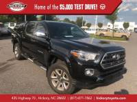 Used 2016 Toyota Tacoma 4WD Double Cab Short Bed V6 Automatic Limited