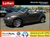 2014 Volkswagen Beetle TDI w/Sound/Navigation Convertible