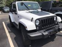 2014 Jeep Wrangler Altitude 4WD Altitude