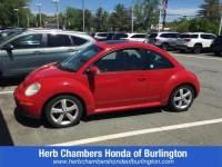 Pre-Owned 2006 Volkswagen New Beetle Hatchback in Sudbury, MA