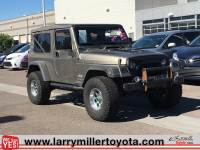 Used 2006 Jeep Wrangler For Sale | Peoria AZ | Call 602-910-4763 on Stock #91734A