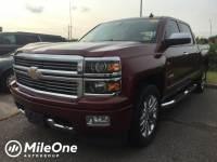 2014 Chevrolet Silverado 1500 High Country Truck EcoTec3 V8 Flex Fuel