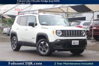 2016 Jeep Renegade Sport 4x4 SUV - Certified Used Car Dealer Serving Sacramento, Roseville, Rocklin & Citrus Heights CA