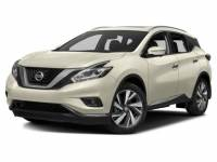 Certified Pre-Owned 2016 Nissan Murano Platinum SUV For Sale in Kingston, MA