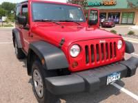 2009 Jeep Wrangler X SUV