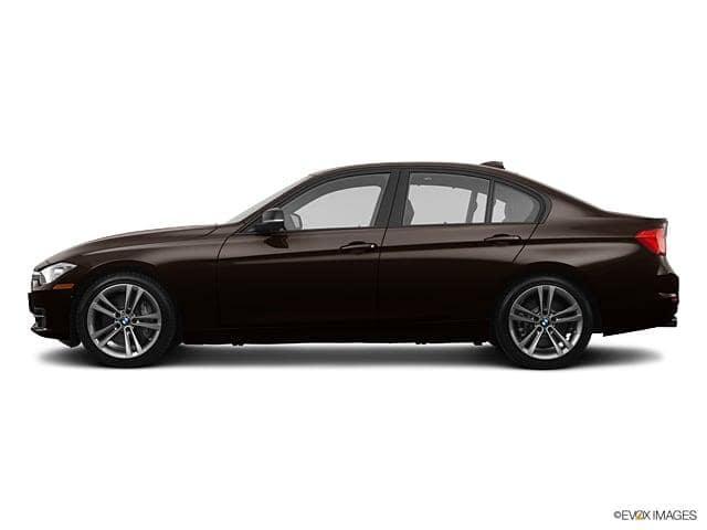 Photo Pre-Owned 2012 BMW 3-Series 335i Sedan in Boston, MA