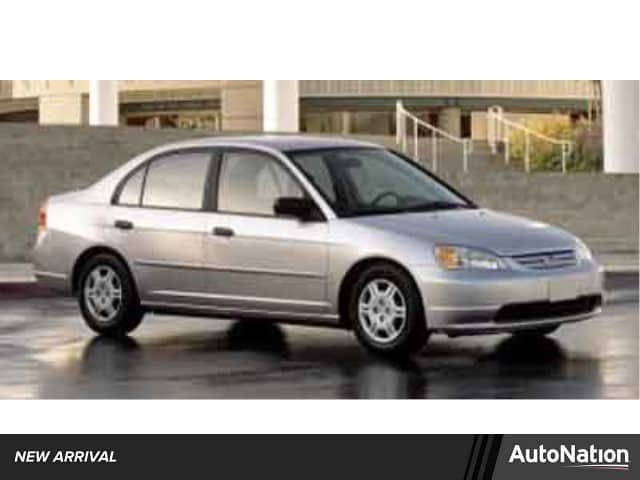 Photo 2002 Honda Civic Sedan LX