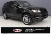 Used 2017 Land Rover Range Rover Sport 5.0L V8 Supercharged SUV in Birmingham, AL