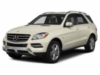 2014 Mercedes-Benz M-Class ML 350 4MATIC SUV For Sale In Owings Mills
