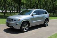 Used 2015 Jeep Grand Cherokee Overland 4WD EcoDiesel