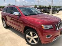 Used 2015 Jeep Grand Cherokee Overland For Sale Grapevine, TX