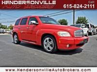 2011 Chevrolet HHR FWD 4dr LT w/2LT