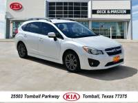 2012 Subaru Impreza Wagon 2.0i Sport Limited Auto 2.0i Sport Limited near Houston in Tomball, TX
