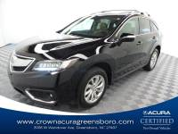 Certified 2016 Acura RDX in Greensboro NC