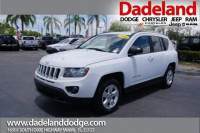 Certified Used 2014 Jeep Compass Sport SUV in Miami