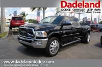 Certified Used 2017 Ram 3500 Laramie Longhorn Pickup Truck in Miami