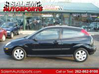 2001 Ford Focus 3dr Cpe ZX3