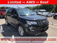 Used 2016 Ford Explorer Limited SUV in Burton, OH