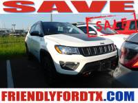 2019 Jeep Compass Trailhawk SUV I4