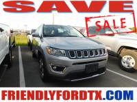 2019 Jeep Compass Limited SUV I4