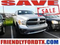Used 2015 Ram 1500 SLT Truck HEMI V8 Multi Displacement VVT for Sale in Crosby near Houston
