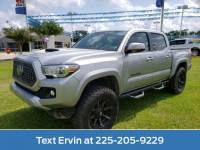 Pre-Owned 2018 Toyota Tacoma TRD Sport Double Cab 5' Bed V6 4x4 AT