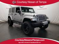 Pre-Owned 2015 Jeep Wrangler Unlimited Sahara 4x4 SUV in Jacksonville FL